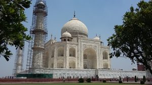 Image of the Taj Mahal in India