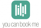 You can book me logo