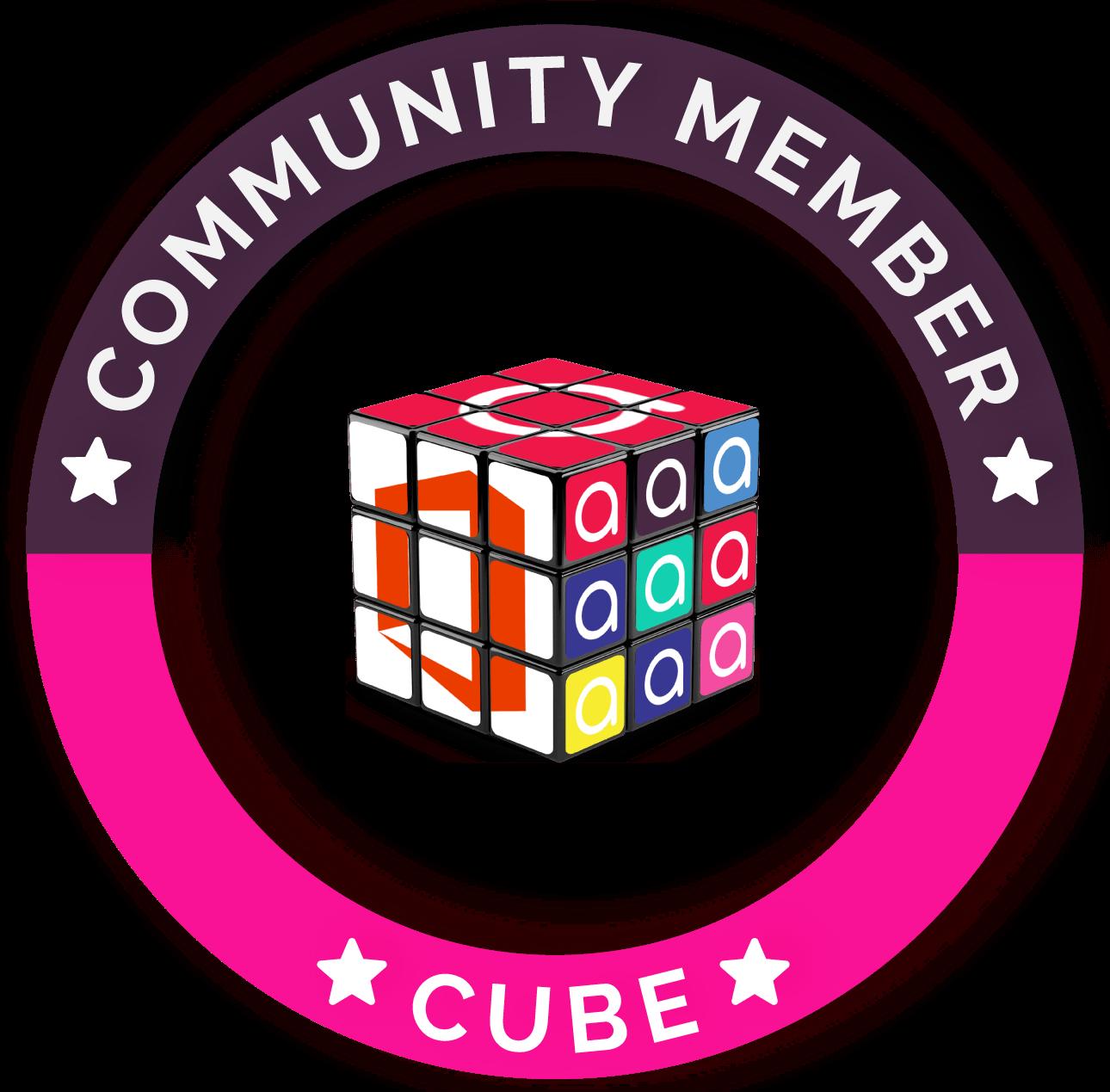 CUBE Community Member